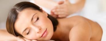 Fußreflexmassage & Rückenmassage